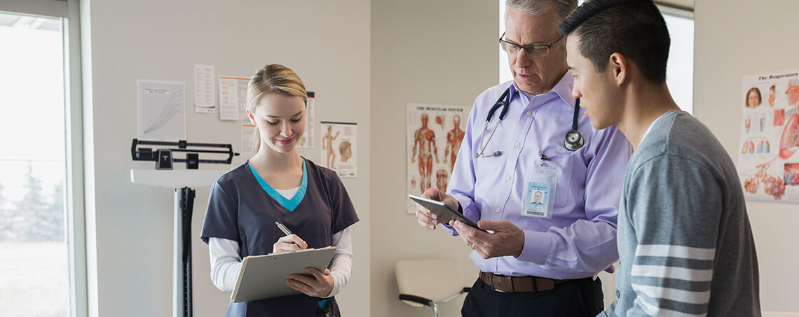 SOAP note will help you provide the more comprehensive care through features like, touch, talk, and type.